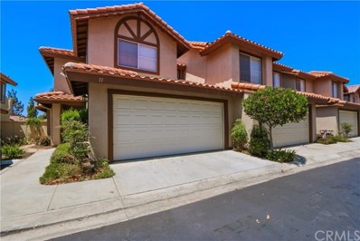 11 Vista Sierra UNIT 62, Rancho Santa Margarita, CA 92688 - MLS#: OC18178074