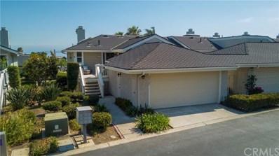24586 Polaris Drive UNIT 267, Dana Point, CA 92629 - MLS#: OC18178312