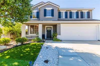 1892 Georgetown Drive, Corona, CA 92881 - MLS#: OC18179510