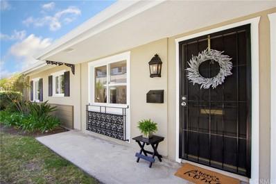 1741 Tustin Avenue UNIT 9A, Costa Mesa, CA 92627 - MLS#: OC18179928