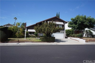 1762 E Eucalyptus Street, Brea, CA 92821 - MLS#: OC18179938