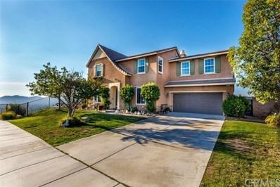 16861 Carrotwood Drive, Riverside, CA 92503 - MLS#: OC18180417