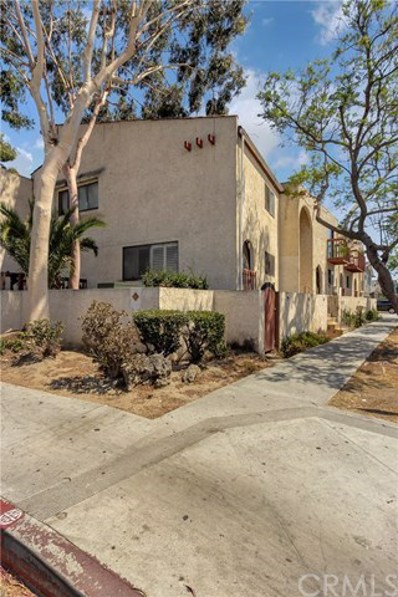 1100 E 4th Street UNIT P, Long Beach, CA 90802 - MLS#: OC18180747