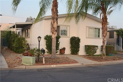 1560 Massachusetts Avenue UNIT 32, Riverside, CA 92507 - MLS#: OC18182510