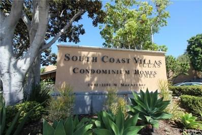 1001 W Macarthur Boulevard UNIT 116, Santa Ana, CA 92707 - MLS#: OC18182886