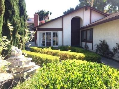 26371 Via Conchita, Mission Viejo, CA 92691 - MLS#: OC18183325