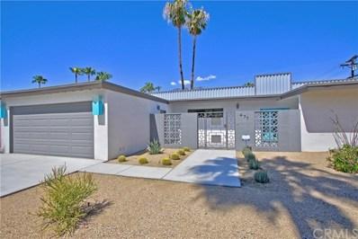 477 N Juanita Drive, Palm Springs, CA 92262 - MLS#: OC18185577