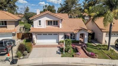 3 Lompoc Court, Rancho Santa Margarita, CA 92688 - MLS#: OC18186640