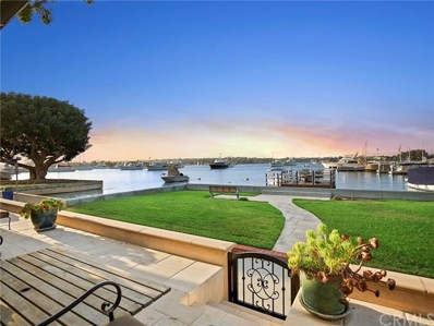 507 W Edgewater Avenue, Newport Beach, CA 92661 - MLS#: OC18186730