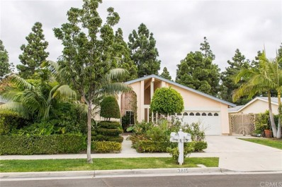 3615 Fenn Street, Irvine, CA 92614 - MLS#: OC18187195