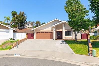 25107 Southport Street, Laguna Hills, CA 92653 - MLS#: OC18188446