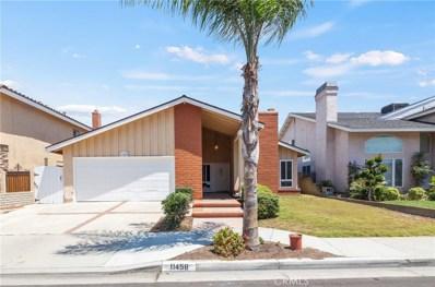 11458 Madeira Street, Cypress, CA 90630 - MLS#: OC18189437