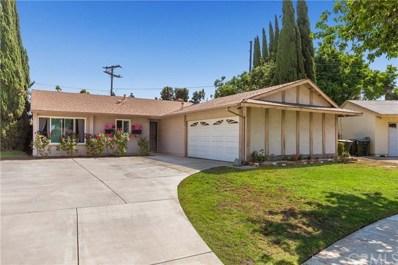 586 Marquette Circle, Costa Mesa, CA 92626 - MLS#: OC18189457