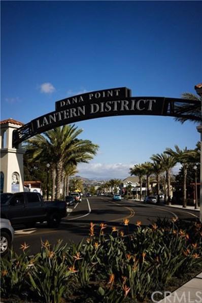 319 Doheny Way Street UNIT 35, Dana Point, CA 92629 - MLS#: OC18189516