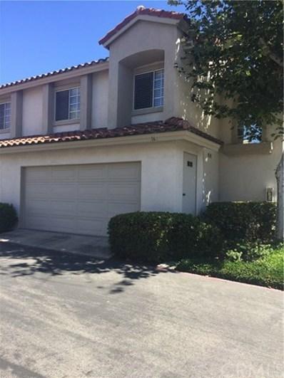 16 Geranium UNIT 27, Rancho Santa Margarita, CA 92688 - MLS#: OC18189711