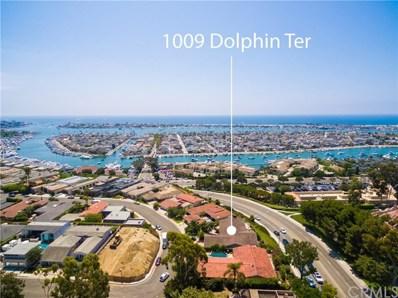 1009 Dolphin, Corona del Mar, CA 92625 - MLS#: OC18189739
