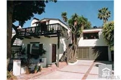 310 Encino Lane UNIT B, San Clemente, CA 92672 - MLS#: OC18190277