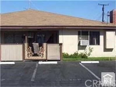 9166 Cerritos Avenue UNIT 57, Anaheim, CA 92804 - MLS#: OC18190310