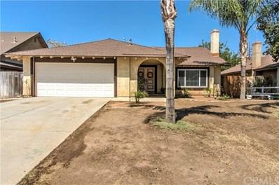 12077 Buckthorn Drive, Moreno Valley, CA 92557 - MLS#: OC18190590