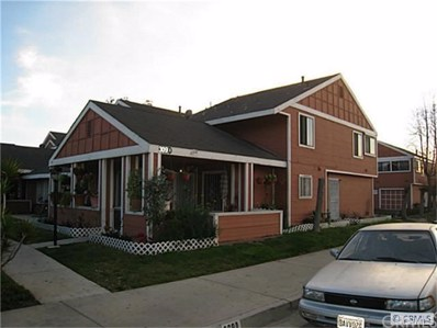 309 N RAITT Street UNIT 3, Santa Ana, CA 92703 - MLS#: OC18191206