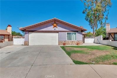 14313 Woodlark Lane, Moreno Valley, CA 92553 - MLS#: OC18191589