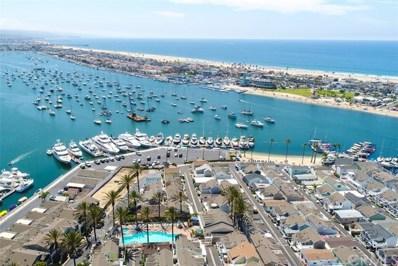8 Bolivar Street UNIT 67, Newport Beach, CA 92663 - MLS#: OC18191739
