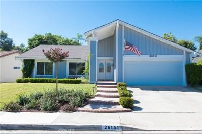 26151 Escala Drive, Mission Viejo, CA 92691 - MLS#: OC18192068
