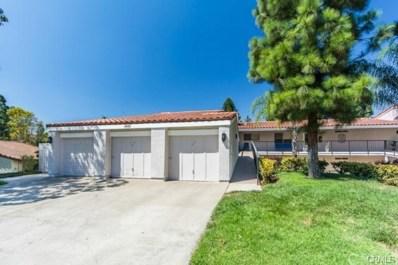 3403 Calle Azul UNIT A, Laguna Woods, CA 92637 - MLS#: OC18193704