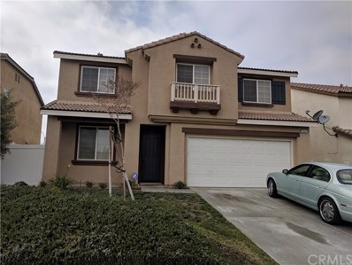15647 Poncha Springs Way, Moreno Valley, CA 92555 - MLS#: OC18194200