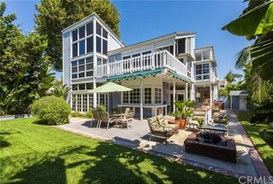16251 Santa Barbara Lane, Huntington Beach, CA 92649 - MLS#: OC18196421