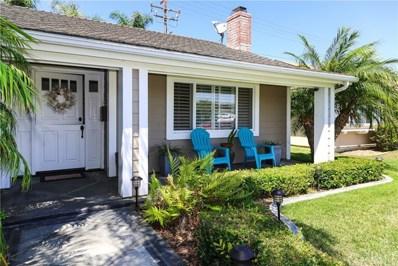 20681 Kelvin Lane, Huntington Beach, CA 92646 - MLS#: OC18196565