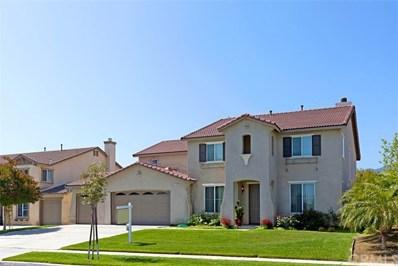 1164 Hyacinth Way, Corona, CA 92882 - MLS#: OC18197070