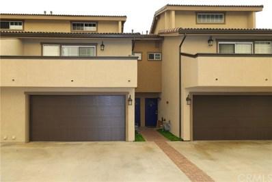 17601 Newland Street UNIT G, Huntington Beach, CA 92647 - MLS#: OC18197408