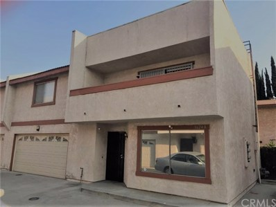 3624 Maxson Road UNIT A, El Monte, CA 91732 - MLS#: OC18197564