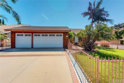 167 N Quail Lane, Orange, CA 92869 - MLS#: OC18198050