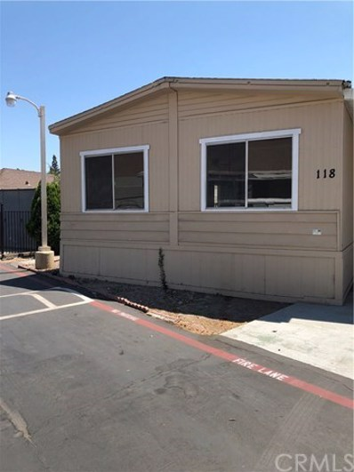 118 Coronado Lane UNIT 201, Tustin, CA 92780 - MLS#: OC18198520