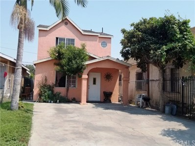 10908 Wilmington Avenue, Los Angeles, CA 90059 - MLS#: OC18199236