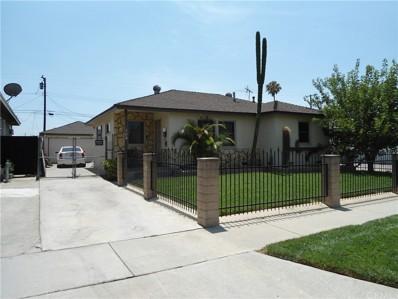 706 Sandsprings Drive, La Puente, CA 91746 - MLS#: OC18199819