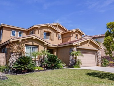16881 Spring Canyon Place, Riverside, CA 92503 - MLS#: OC18200606