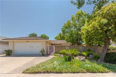 2110 Plumwood Lane, Santa Ana, CA 92705 - MLS#: OC18201164