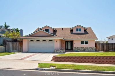 25061 Mackenzie Street, Laguna Hills, CA 92653 - #: OC18201368