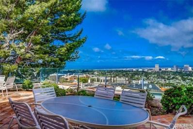 29 Ridgeline Drive, Newport Beach, CA 92660 - MLS#: OC18202006