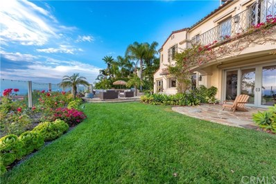12 Via Ambra, Newport Coast, CA 92657 - MLS#: OC18202264