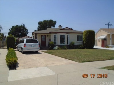 12147 Longworth Avenue, Norwalk, CA 90650 - MLS#: OC18202473
