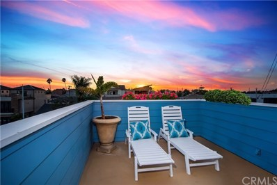 1020 California Street, Huntington Beach, CA 92648 - MLS#: OC18202982