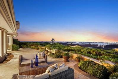 1845 Sabrina Terrace, Corona del Mar, CA 92625 - MLS#: OC18203796