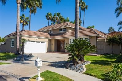 16922 Fairfield Circle, Huntington Beach, CA 92649 - MLS#: OC18204704