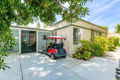 157 Avenida Majorca UNIT B, Laguna Woods, CA 92637 - MLS#: OC18204743