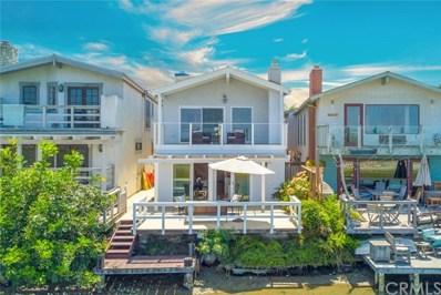 205 Canal Street, Newport Beach, CA 92663 - MLS#: OC18205484