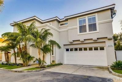 2635 Orange Avenue, Costa Mesa, CA 92627 - MLS#: OC18206269